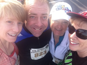 RUN…So they don't have to: My Turkey Trot Courage Run Story